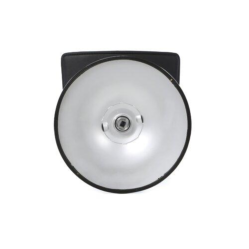 "LumiSource Vector 24"" Adjustable Swivel Bar Stool"