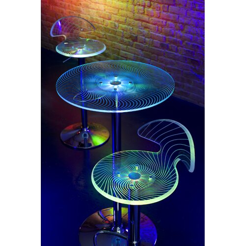 "LumiSource Spyra 29.25"" Bar Stool"