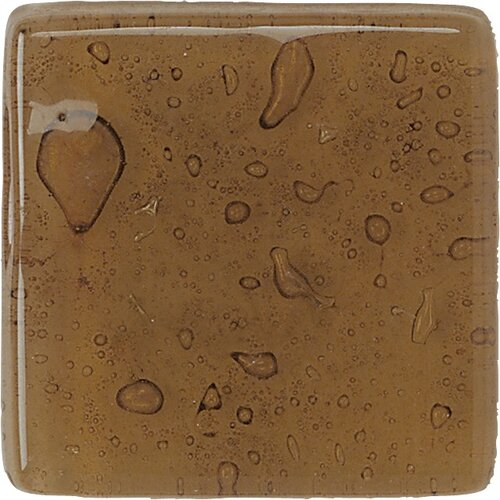 """Daltile Fashion Accents 2"""" x 2"""" Dots Decorative Ocean Glass Insert Tile in Reef"""