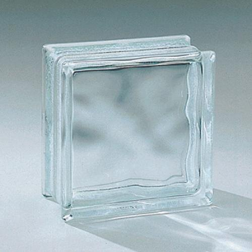 "Daltile Glass Block 6"" x 6"" Decora Block"