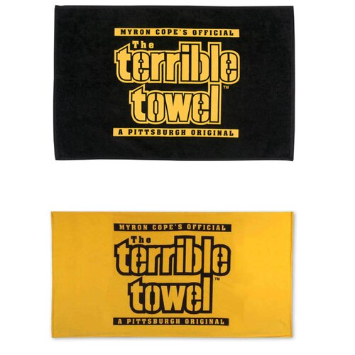 Terrible Towel Steelers Terrible Towel
