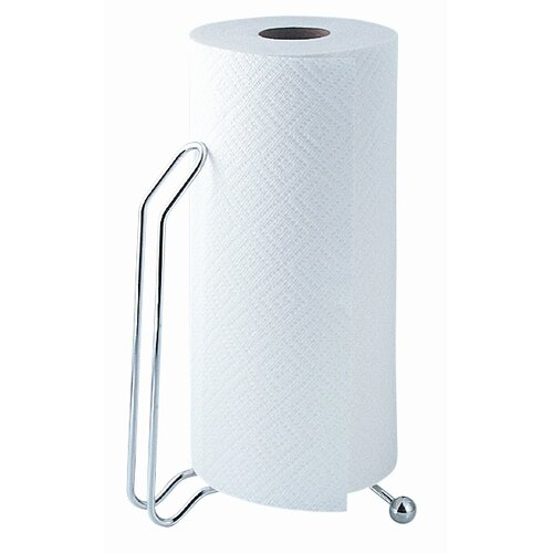 Aria Paper towel Holder in Stainless Steel