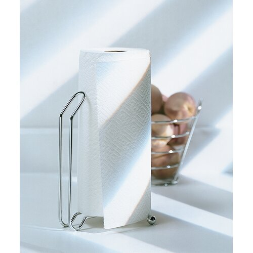 InterDesign Aria Paper towel Holder in Stainless Steel