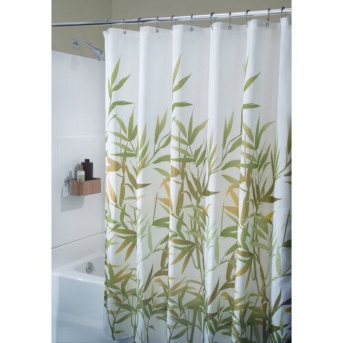 InterDesign Anzu Polyester Shower Curtain