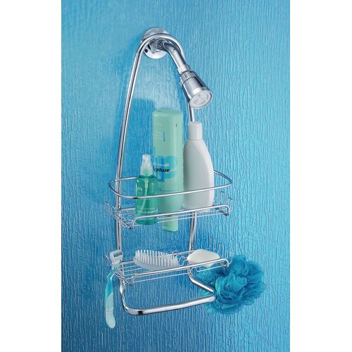 InterDesign Cora Shower Caddy