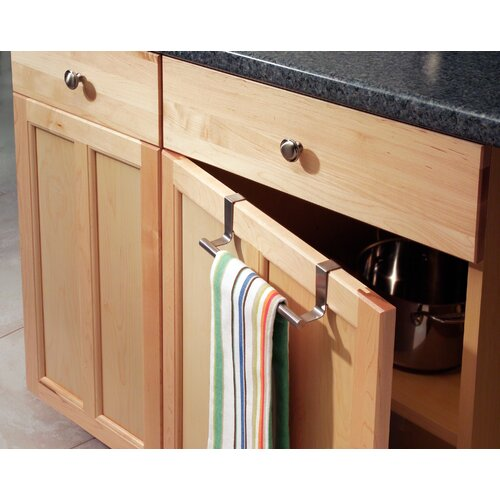 InterDesign Forma Over-the-Door Towel Bar