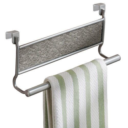 lynk pivoting over the door towel bar reviews wayfair. Black Bedroom Furniture Sets. Home Design Ideas