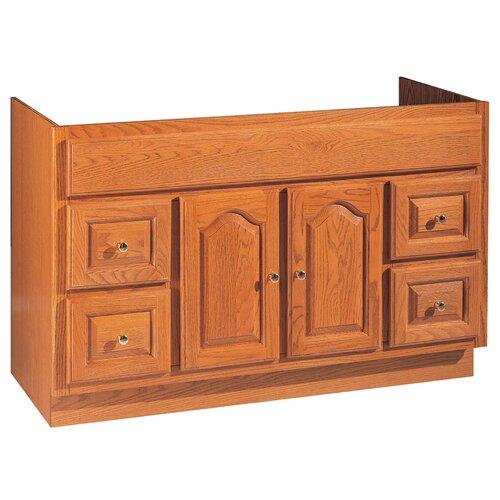 "Hardware House Heritage 48"" Bathroom Vanity Base"
