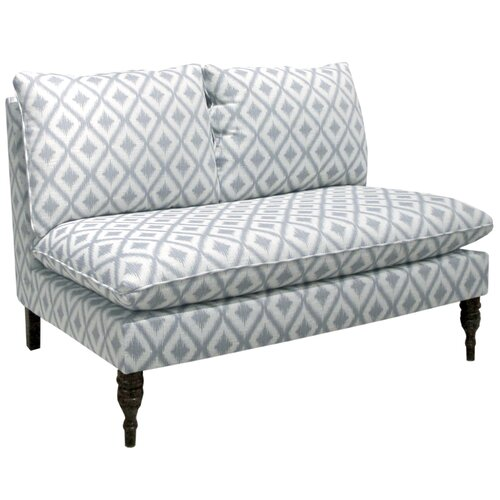 Skyline Furniture Ikat Settee Loveseat Reviews Wayfair