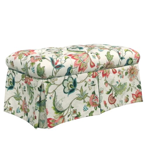 Brissac Upholstered Storage Bedroom Bench