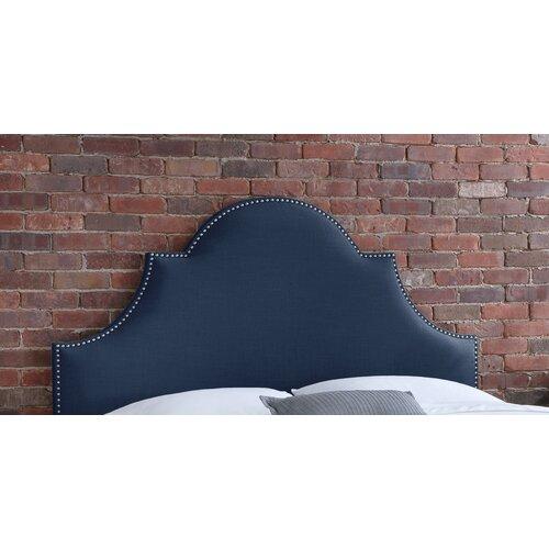 Skyline Furniture Linen High Arch Panel Headboard