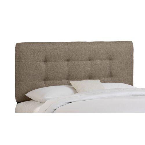 Skyline Furniture Groupie Tufted Upholstered Headboard