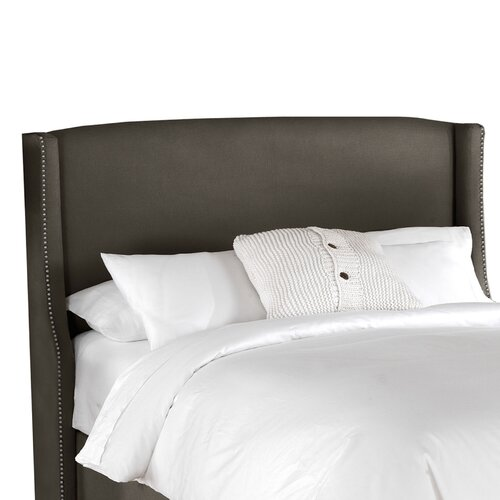 Skyline Furniture Nail Button Napa Wingback Headboard