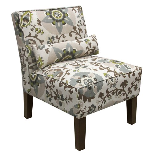 Skyline Furniture Silsila Fabric Slipper Chair