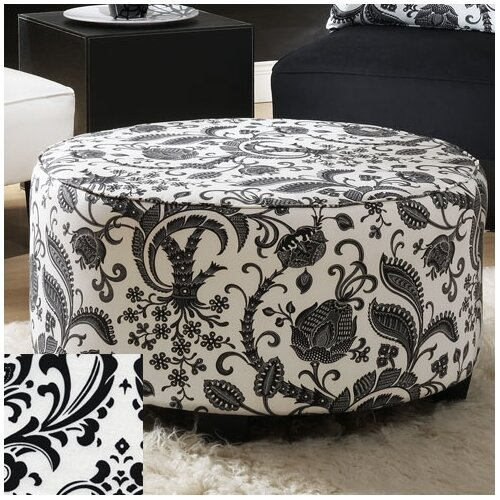 Skyline Furniture Lounge Ottoman