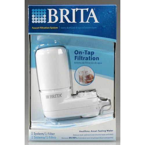 Brita On-Tap Filtration System
