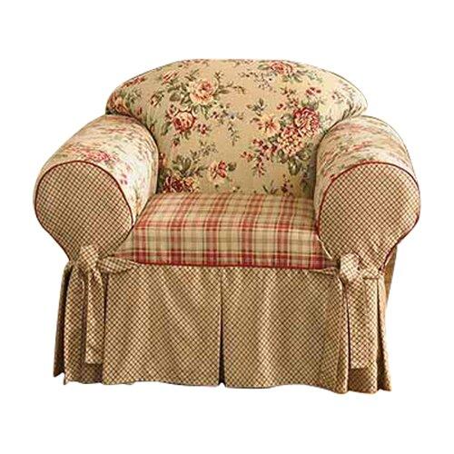 Sure-Fit Lexington Club Chair Slipcover