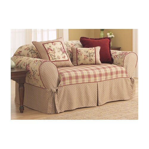 Sure Fit Lexington Sofa Slipcover & Reviews