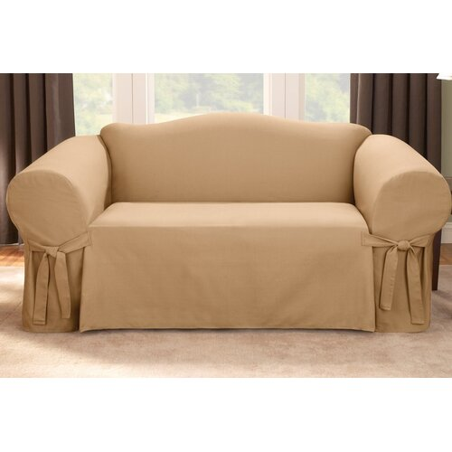 Sure-Fit Logan Loveseat Slipcover