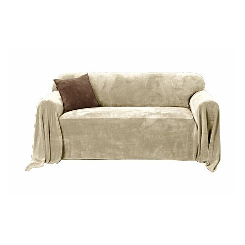 Plush Animal Sofa Throw Slipcover Wayfair