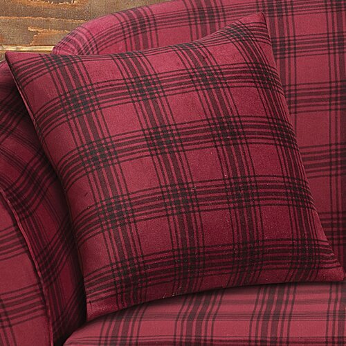 Sure-Fit Stretch Belmont Plaid Pillow