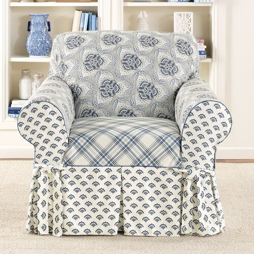 Sure-Fit Amelie Club Chair Slipcover