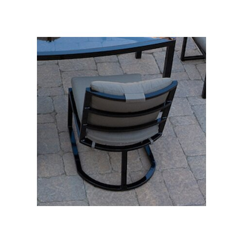 Koverton Eclipse Dining Side Chair with Cushion