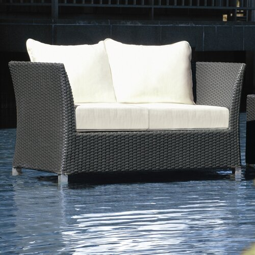 Soho Deep Seating Loveseat with Cushion
