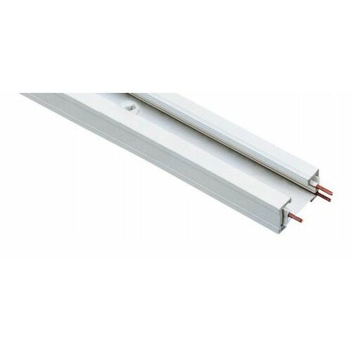 6 ft Track/Single Circuit in Brushed Aluminum (Pack of 12)