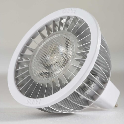 6W 12-Volt (3000K/6000K) LED Light Bulb