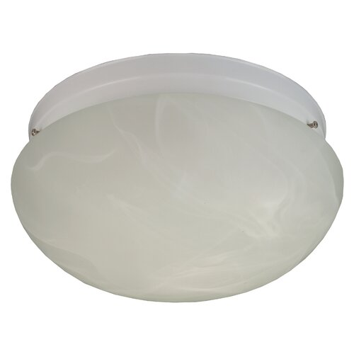 "Royal Pacific 5.25"" 2 Light Flush Mount"