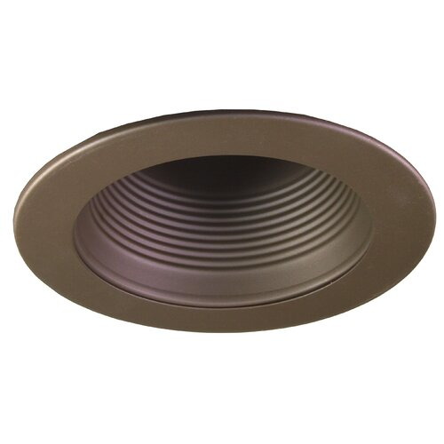 "Royal Pacific Baffle 4"" Recessed Trim"