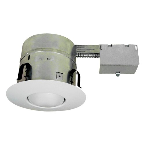"Royal Pacific IC Airtight Shallow Remodel 6"" Recessed Housing"