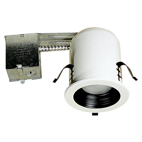 "Royal Pacific Line Voltage Airtight Remodel 4"" Recessed Housing"
