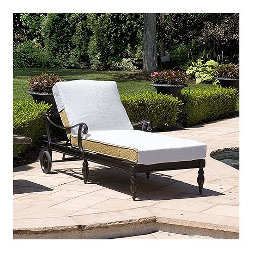 Linum Home Textiles Chaise Lounge Cover