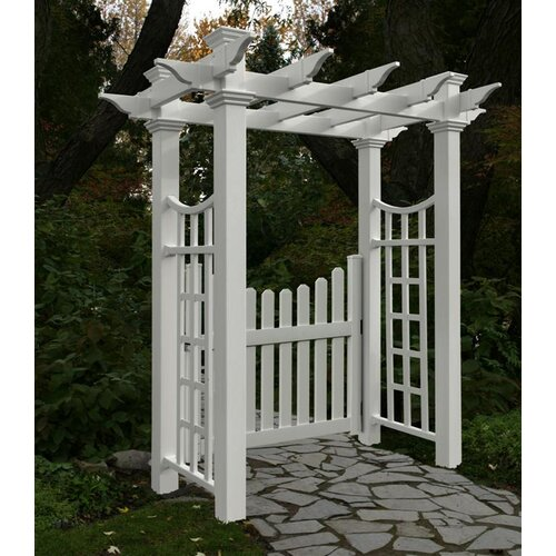 New England Arbors Fairfield Deluxe Arbor