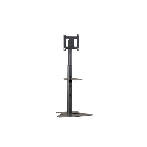 "Chief Manufacturing Adjustable Medium Tilt Floor Stand Mount for 30"" - 50"" Plasma/LCD"