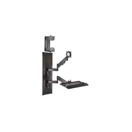 Chief Manufacturing Workstation Series Wall Mount for Screens