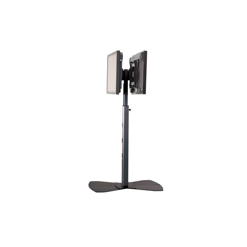 "Chief Manufacturing Tilt Universal Floor Stand Mount for 30"" - 55"" Flat Panel Screens"