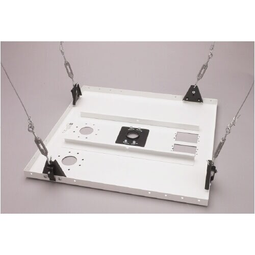 Chief Manufacturing 2' x 2' Suspended Ceiling Kit – 9 Mounting Positions