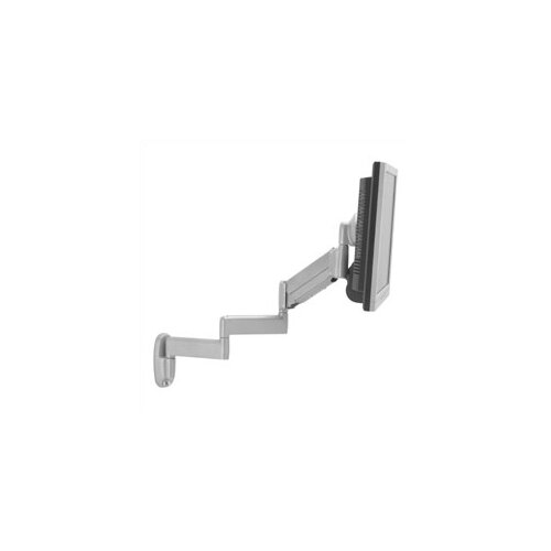 Chief Manufacturing Height Adjustable Triple Arm Wall Monitor Mount