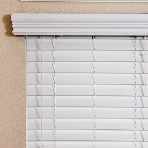 Insulation Blind in White - 84