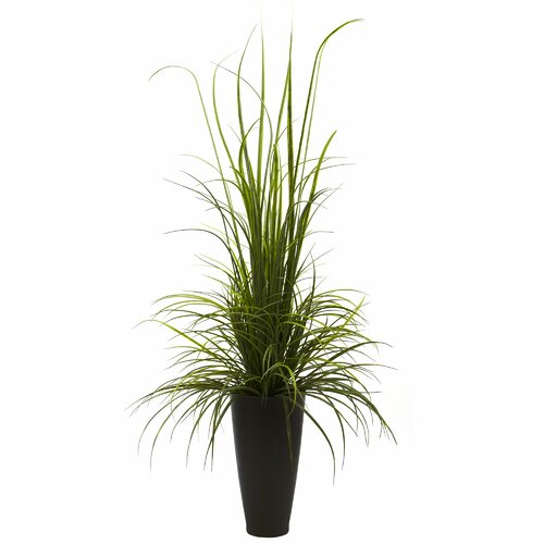 Nearly Natural Nearly Natural River Grass Floor Plant In