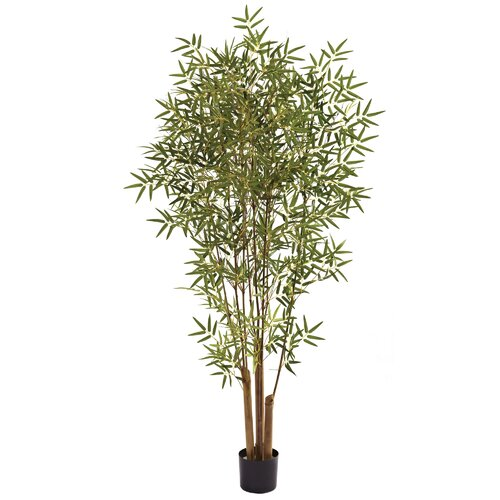 Nearly Natural Japanese Bamboo Tree in Pot