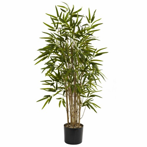 Nearly Natural Twiggy Bamboo Tree in Pot