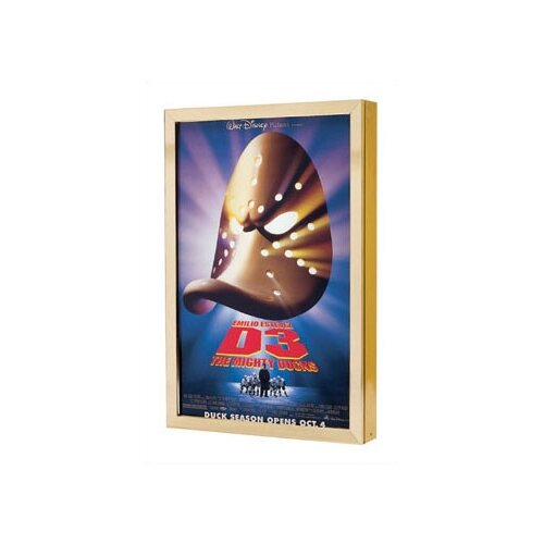 Bass Posterlite Series Rear Illuminated Framed Graphic Art