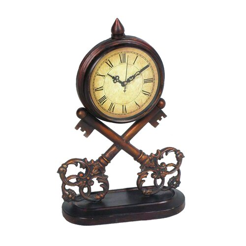 Sterling Industries Key Clock
