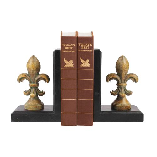 Sterling Industries Regal Finial Book Ends