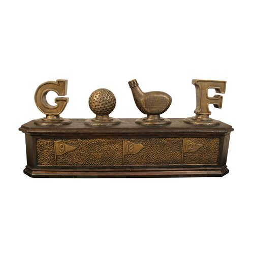 Sterling Industries Golf Lovers Box