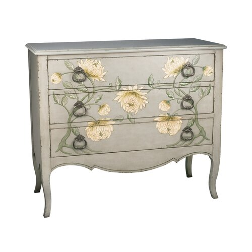 Sterling Industries Mum 3 Drawer Chest